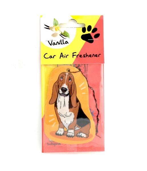 Bassett Car Air Freshener (3)