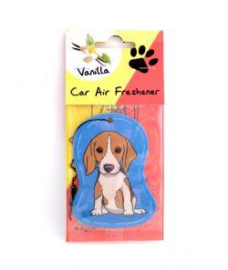 Beagle Car Air Freshener (3)