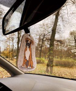 Boxer Car Air Freshener (7)