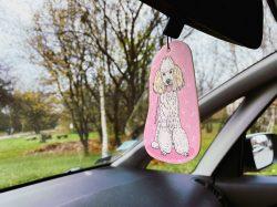 Poodel Car Air Freshener (7)