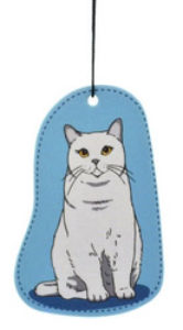 British Cat Air Freshener