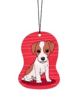 Jack Russel Terrier Air Freshener