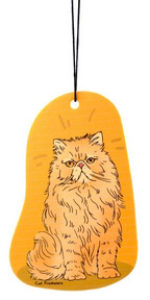 Persian Cat Air Freshener